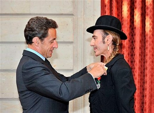 Galliano, being Galliano, for Galliano.