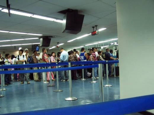 OFWs leaving