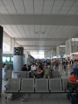 Manila Centennial Airport