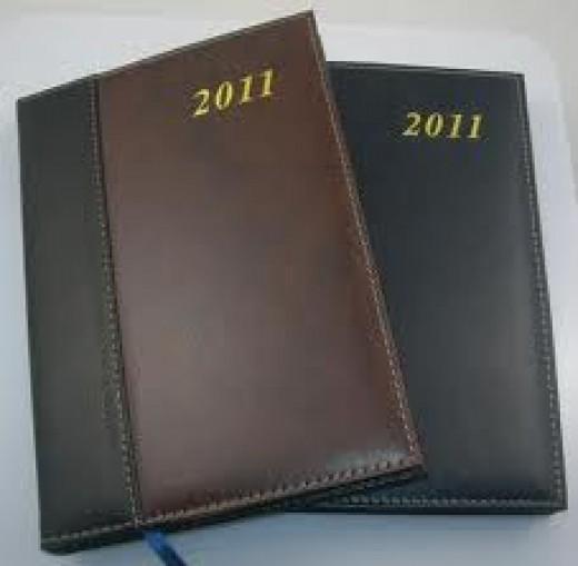 2011 Diary