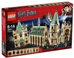 Harry Potter Hogwarts Castle Lego set