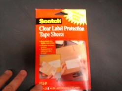 How to Protect Labels and Labeling from Weather, Smearing, Falling Off and Tearing