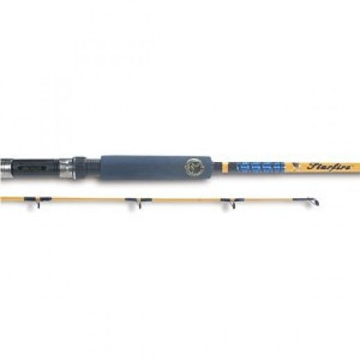 Eagle Claw Starfire Medium Light Cast Troll Rod (2 Piece)