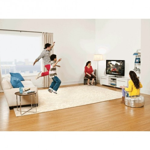 Enjoy XBox Kinect Freely with Family and Friends!