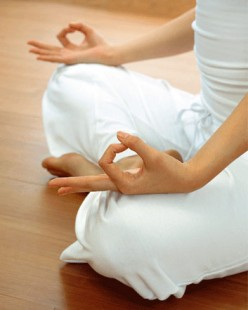 Relieve Stress With Meditation