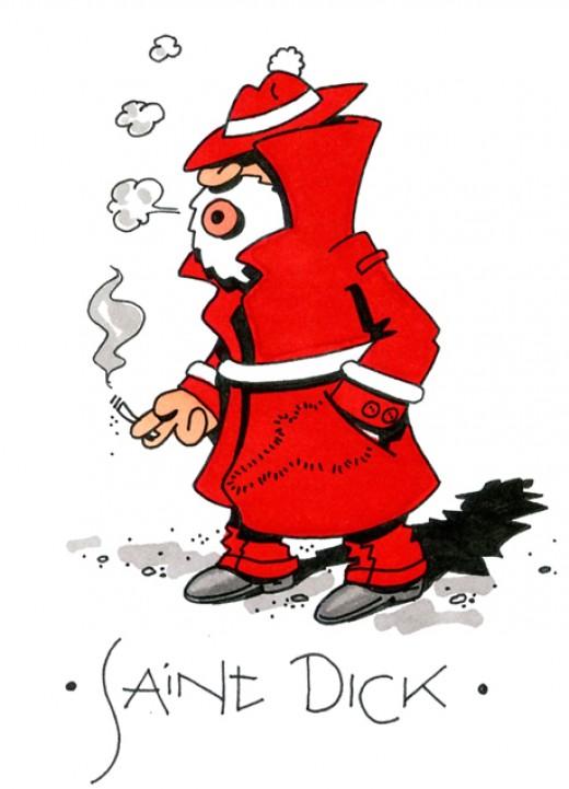 Little-Known Santa No. 16