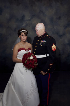 Renee Kline and Ty Ziegel photo by Nina Berman
