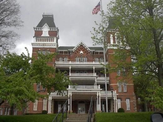 The Ridges, AKA: Athens mental health center; Athens,Ohio