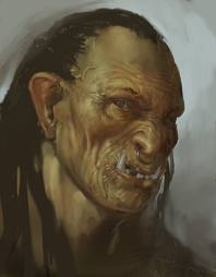 An orc