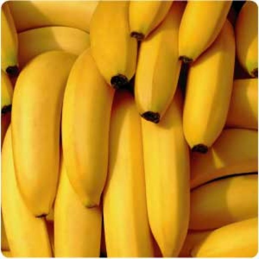 Use bananas to get rid of fruit flies