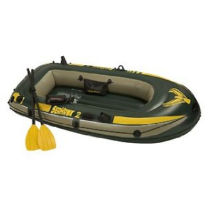 Intex Seahawk 2 Boat Set