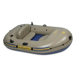 Intex Excursion 2 Boat Set