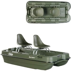 Pelican Bass Raider Boat - 8