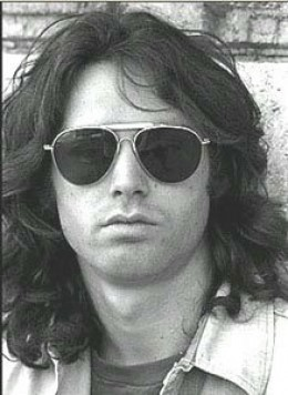 Jim Morrison   US rock singer (1943 - 1971)