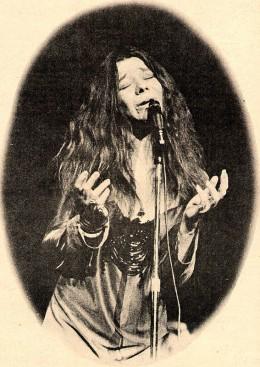 Janis Joplin   American Singer (1943-1970)
