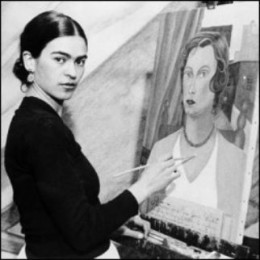 Frida Kahlo   Mexican painter (1907 - 1954)