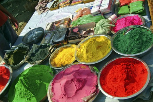 Indian Festival of Colors