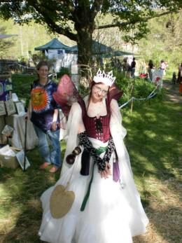 Beautiful Fairy, Fairy Festival Spoutwood Farm 2010