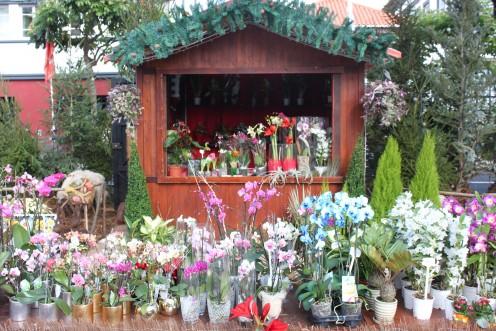 Flower Hut