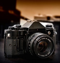 Buying Second-hand Camera Equipment