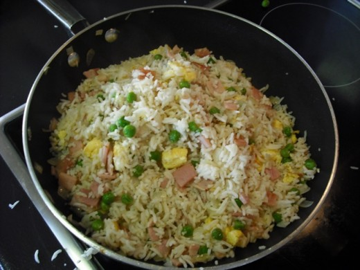Perfect Homemade Fried Rice