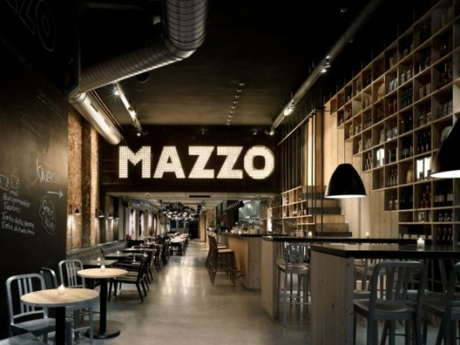 Mazzo by Concrete Architectural Associates