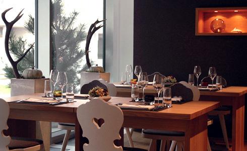Alpenraum Restaurant in Munich