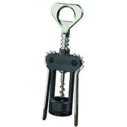 Amco Swing-A-Way 757BK Wing Corkscrew, Black
