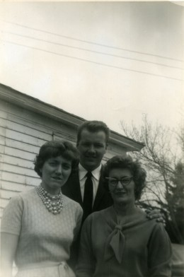 Sister Janet,Larry and Ma