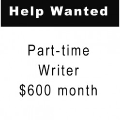 Write online and earn part-time income