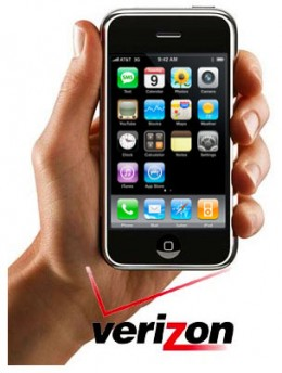 the new Verizon wireless iphone