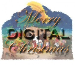 Happy Digital Christmas....