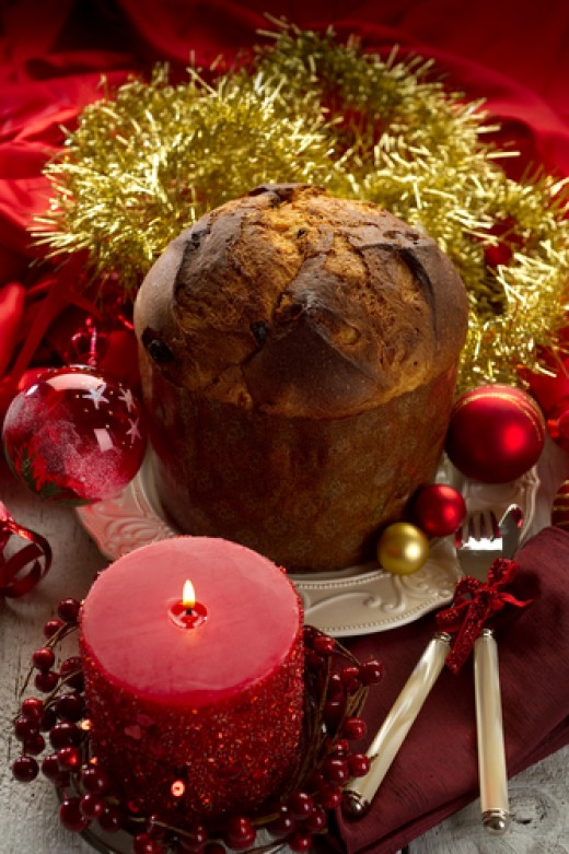Panettone Image:  marco mayer|Shutterstock.com