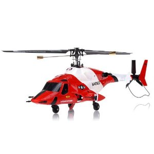 Exceed RC 2.4Ghz MadHawk 300 4-Channel Radio Remote Control RC Helicopter RTF Fixed Pitch - 100% Ready-to-Fly w/ Lipo Battery
