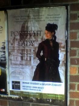 portrait of a lady - malvern festival theatre