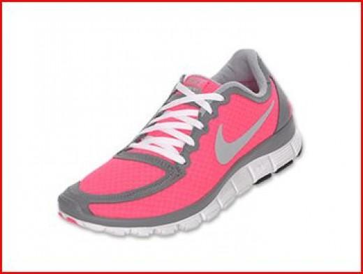 Nike Women's Free 5.0 V4