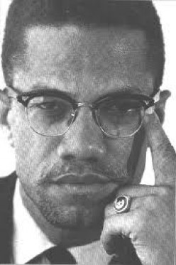 """The Future Belongs To Those Who Prepare For It Today"" -Malcom X"