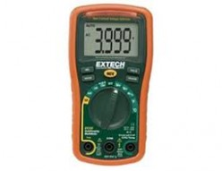 The EXTECH MultiMeter, and the Fluke Type K Thermocouple.