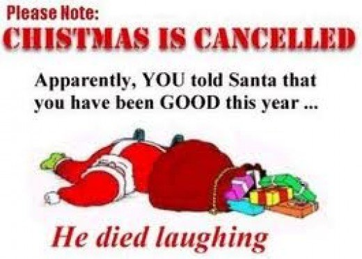 Christmas Laughs