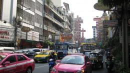 Chinatown Yaowarat Road Bangkok