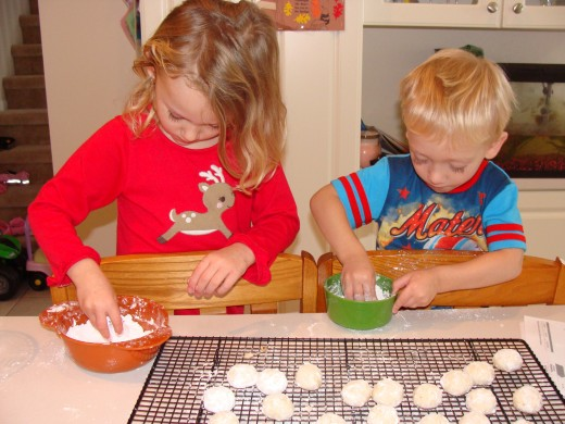 Involve your kids in this project to make it a true family tradition.