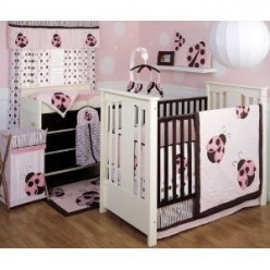 Crib Bedding Set:Ideal Baby Gift For Newborn