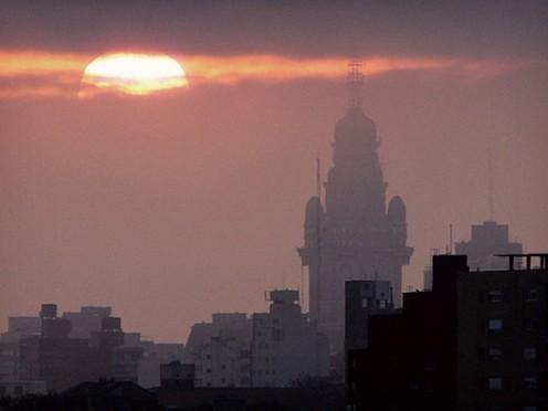 Montevideo, Uruguay, skyline