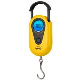 American Weigh SR-20 Yellow Digital Hanging Scale, 44 by 0.1 LB