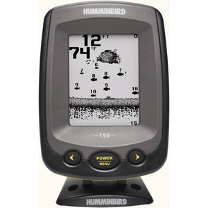 Humminbird PiranhaMAX 150 4-Inch Waterproof Fishfinder