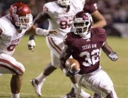 RB Cyrus Gray Texas A&M
