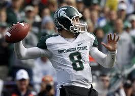 QB Kirk Cousins Michigan State