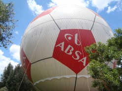 Kid's holiday fun at Montecasino (Monte Casino, South Africa) Bird Park, Hot Air Balloon and Show