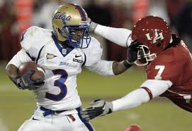WR Damaris Johnson Tulsa
