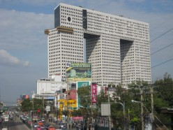 The Chang Building - A Most Peculiar Landmark in Bangkok